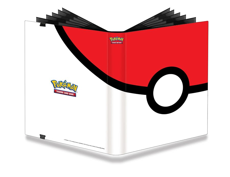 Poke-Ball Ultra Pro 9-Pocket 20 Page A4 Portfolio Binder Album!