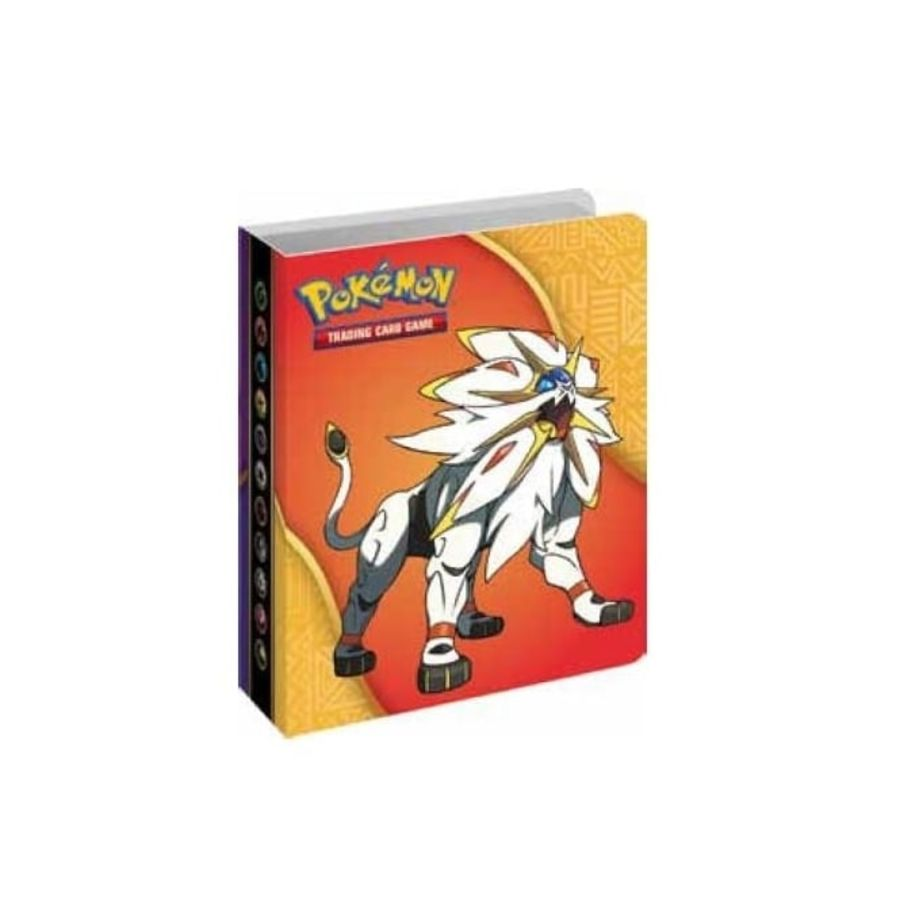 Pokemon - Sun & Moon Collectors Album - Holds 60 Cards