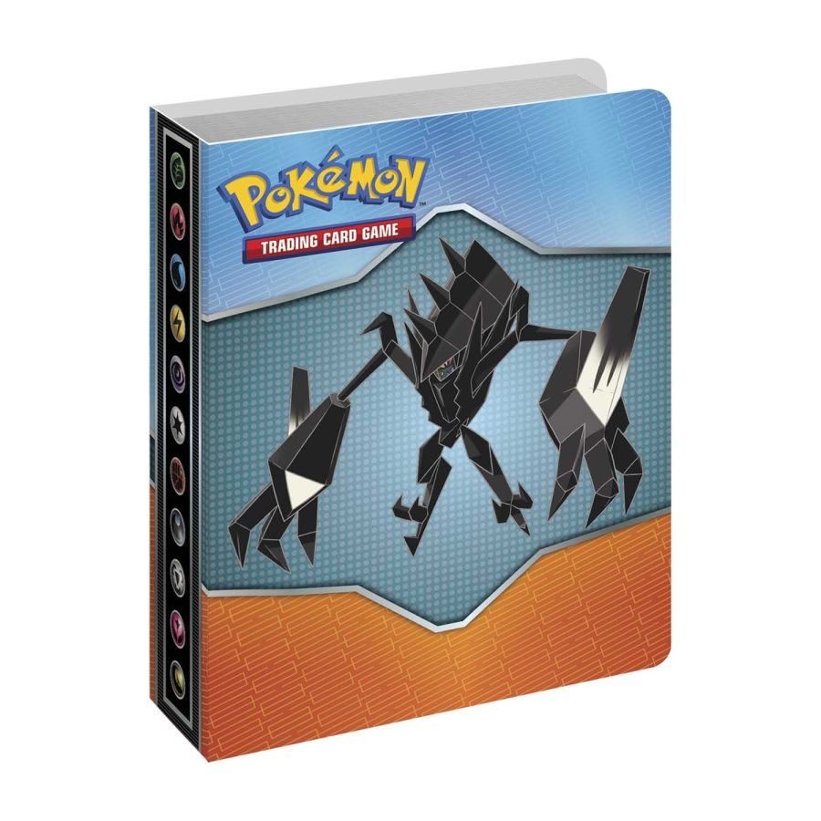 Pokemon - Sun & Moon Burning Shadows Collectors Album - Holds 60 Cards