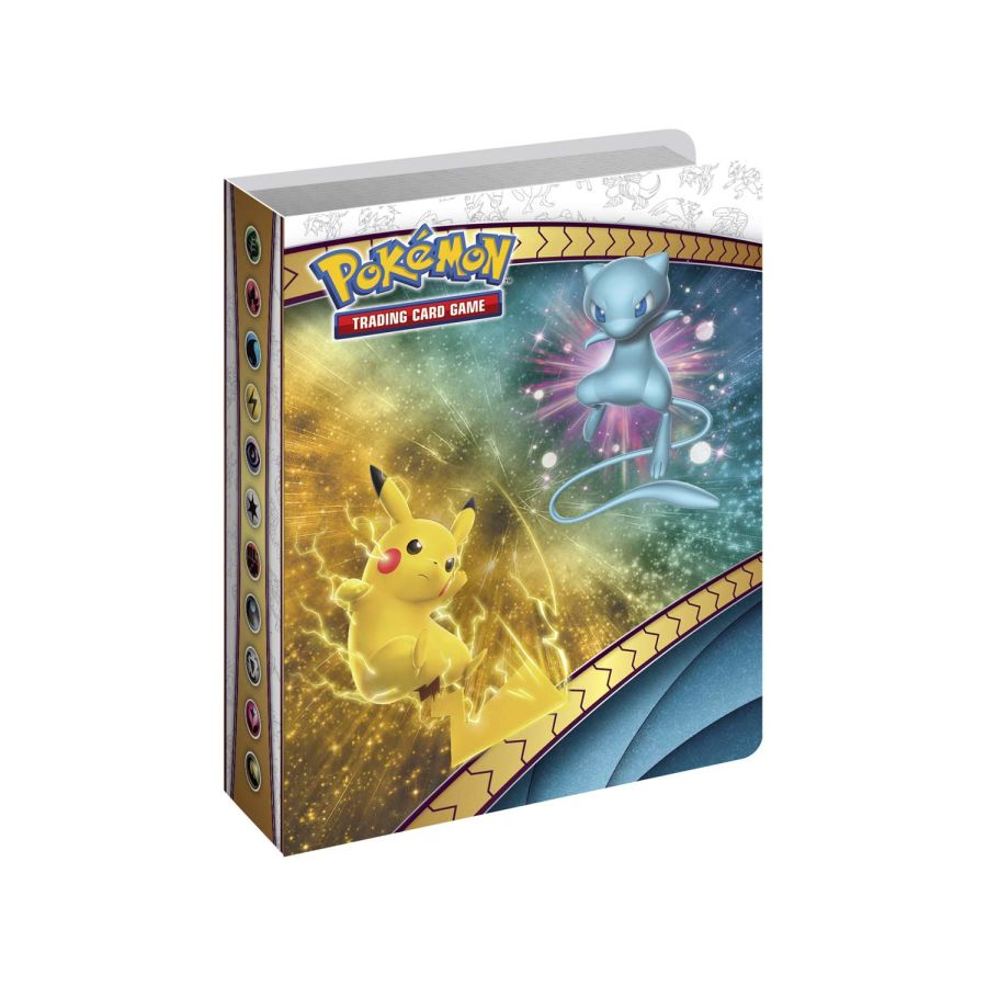 Pokemon - Shining Legends Collectors Album - Holds 60 Cards
