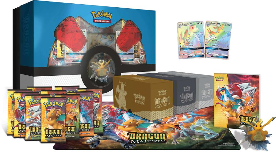Pokemon - Dragon Majesty - Super Premium Collection - PreOrder