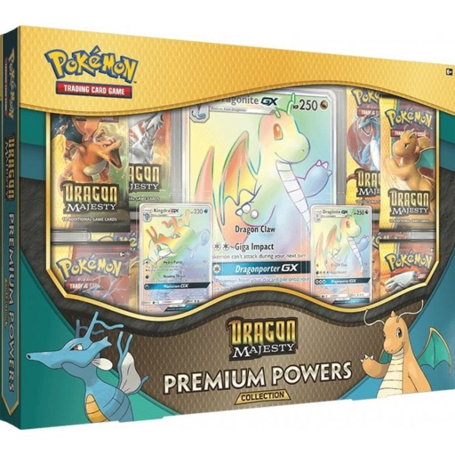 Pokemon - Dragon Majesty - Premium Powers Collection