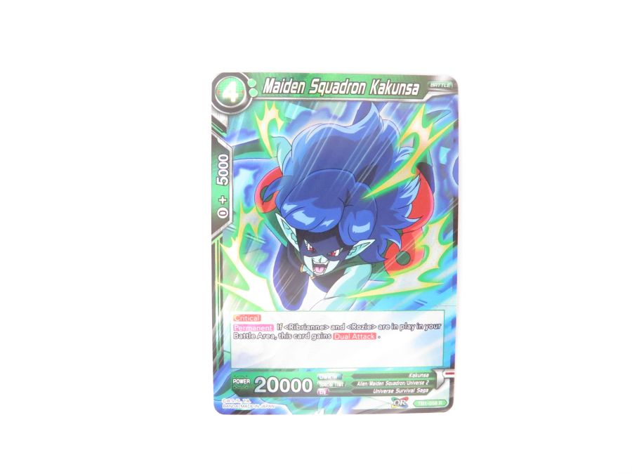 Dragon Ball Super TCG - TB1-058 Maiden Squadron Kakunsa