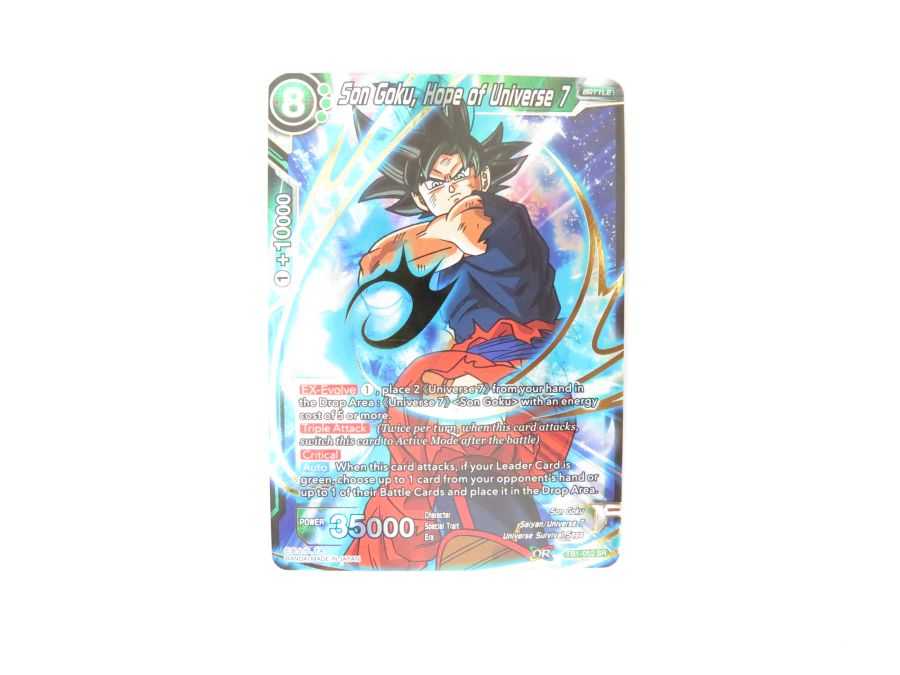Dragon Ball Super TCG - TB1-052 Son Goku, Hope of Universe 7