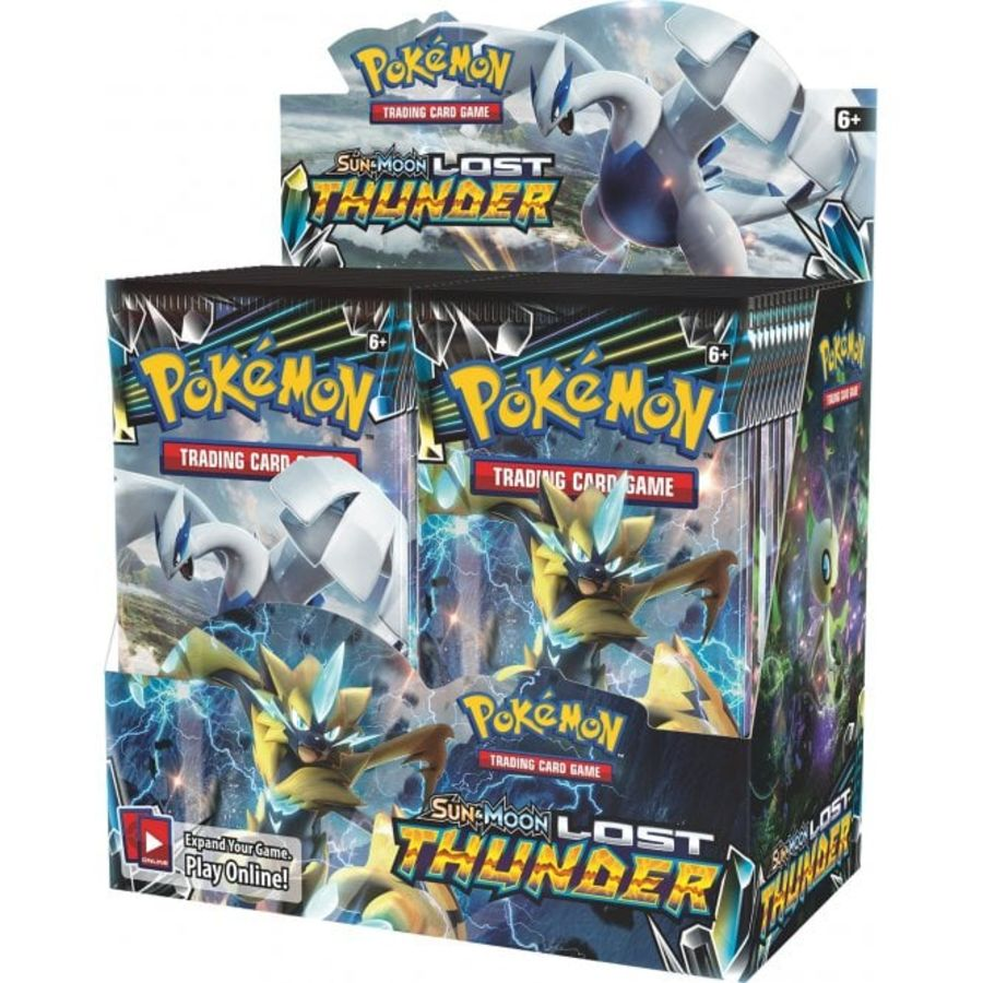Pokemon - Sun & Moon Lost Thunder - Booster Box