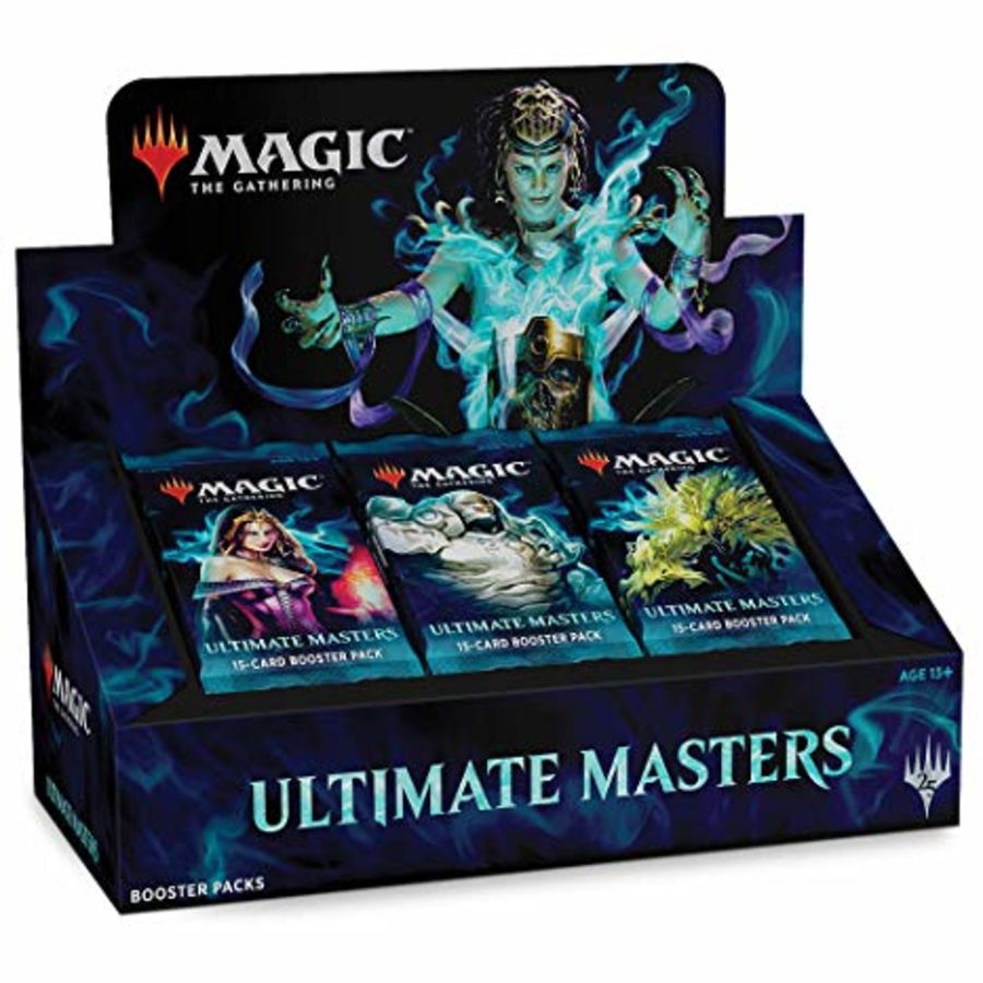 Magic The Gathering - Ultimate Masters - Booster Box