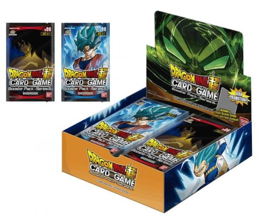 Dragon Ball Super Card Game - B06 Destroyer Kings - Booster Case