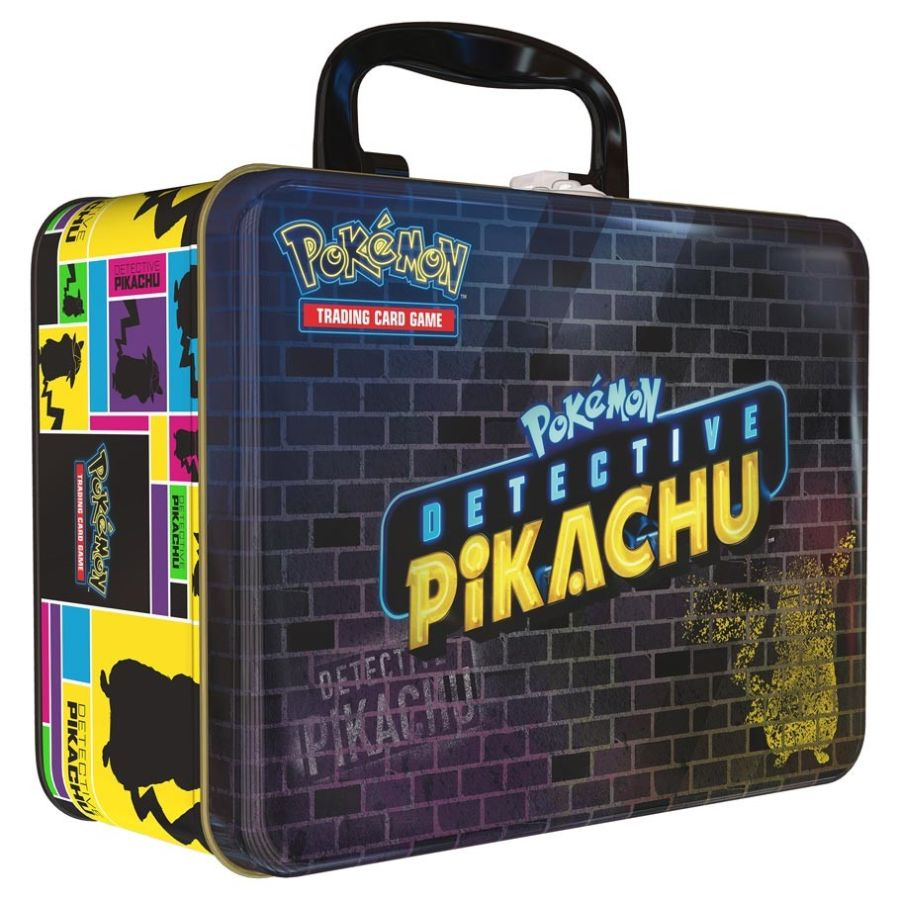 Pokemon Detective Pikachu - Collector's Chest