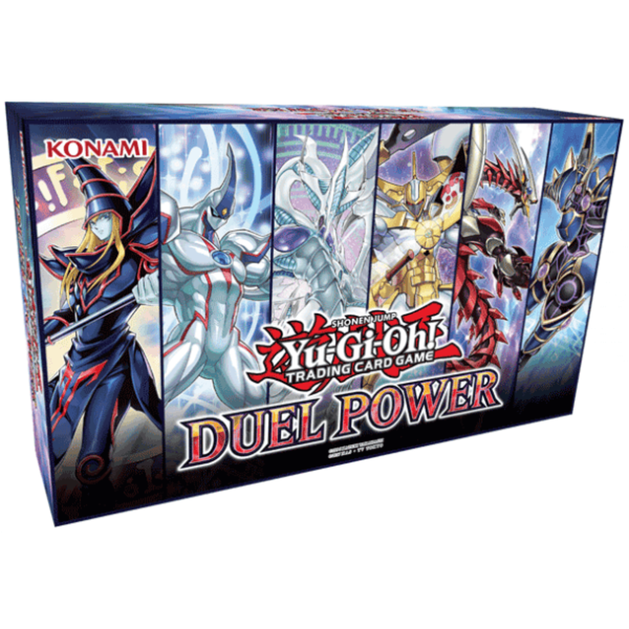 Yu-Gi-Oh! Duel Power Collectors Box x 12