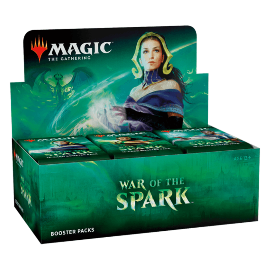Magic The Gathering - War of the Spark Booster Box