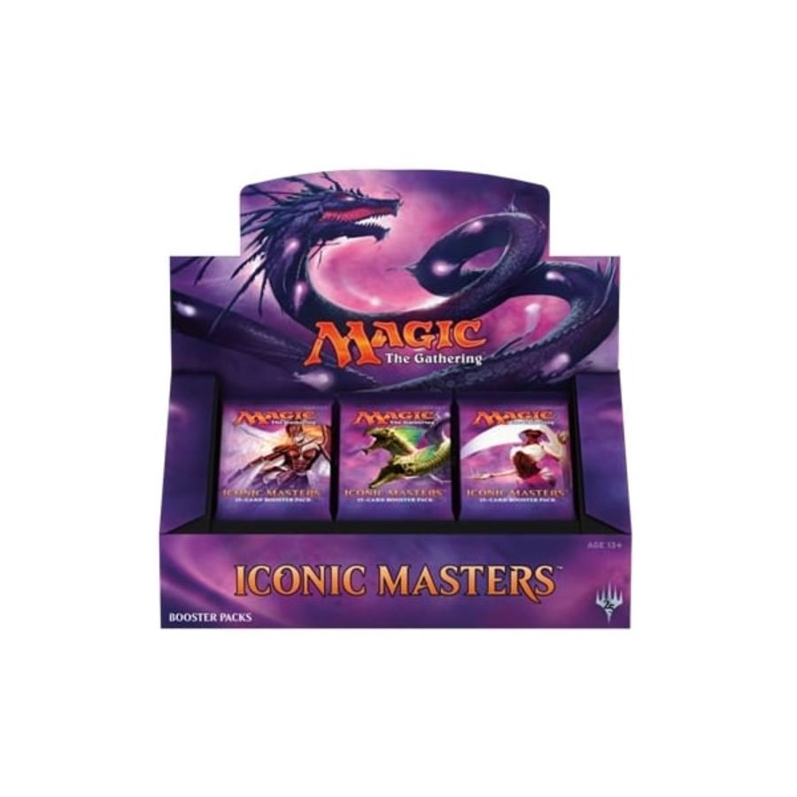 Magic The Gathering - Iconic Masters - Booster Box