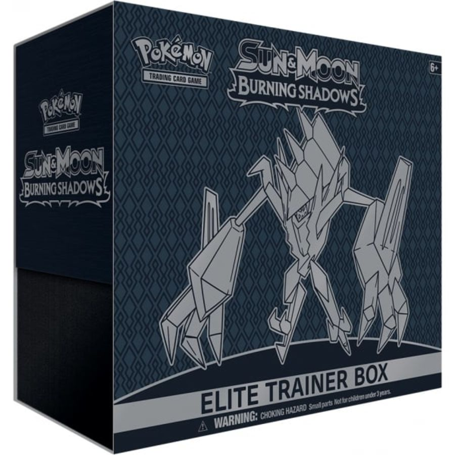 Pokemon - Burning Shadows - Elite Trainer Box