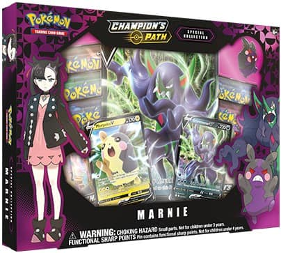 Pokemon - Champions Path - Marnie Special Collection