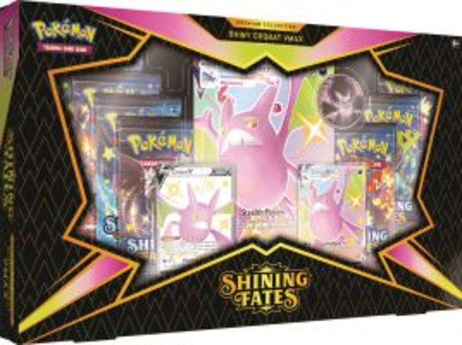 Pokemon - Shining Fates - Premium Collection - Shiny Crobat VMAX
