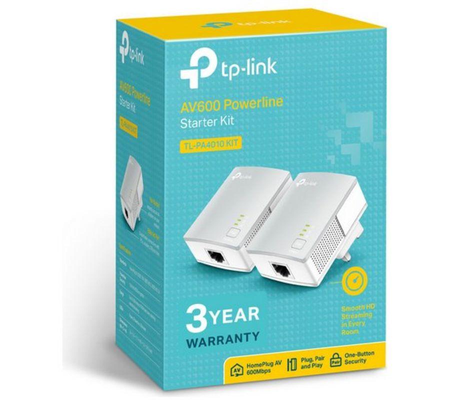 TP-LINK 600MBPS Nano Powerline