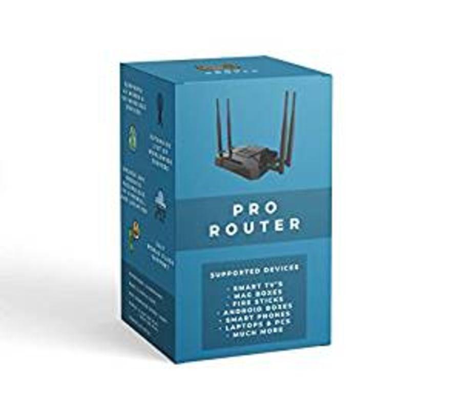 Pro VPN Router - 6 Months Access