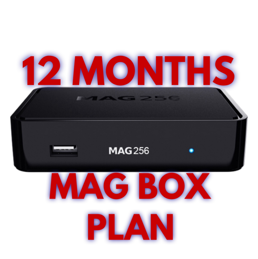 MAG BOX 12 Month VFM hosting pass