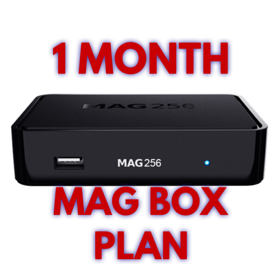 MAG BOX 1 Month VFM hosting pass