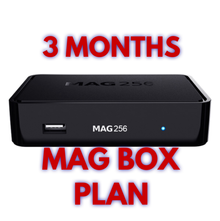 MAG BOX 3 Months VFM hosting pass