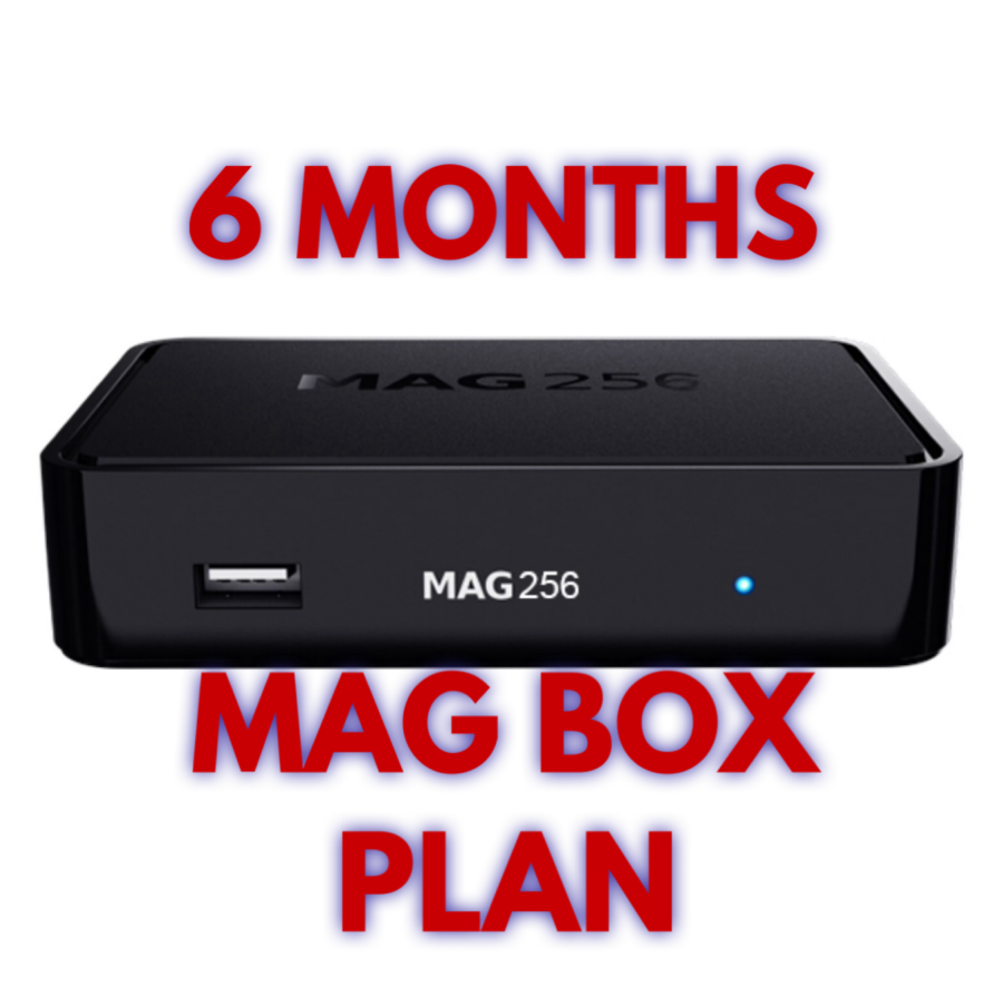 MAG BOX 6 Months VFM hosting pass