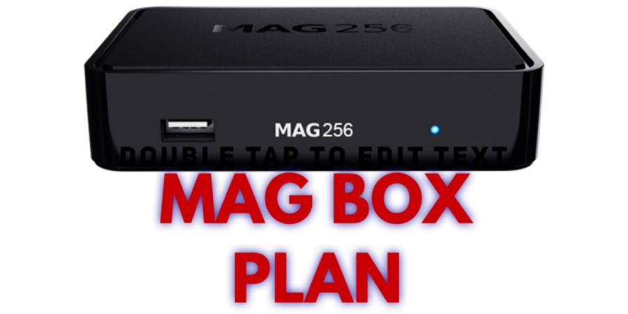 MAG BOX plan WEEKEND pass