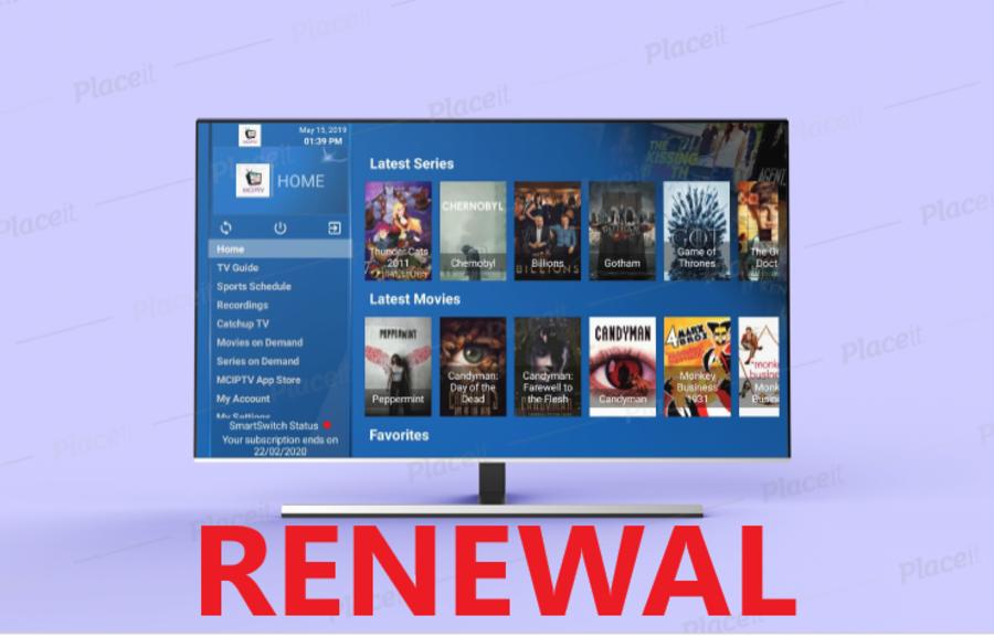 VFM hosting RENEWAL