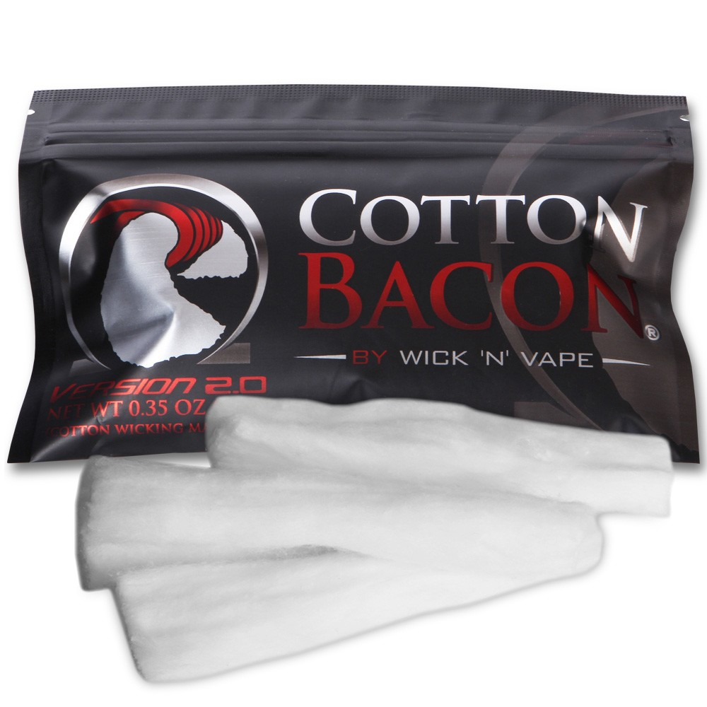 Cotton bacon version 2.0