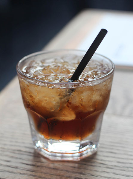 JD and cola