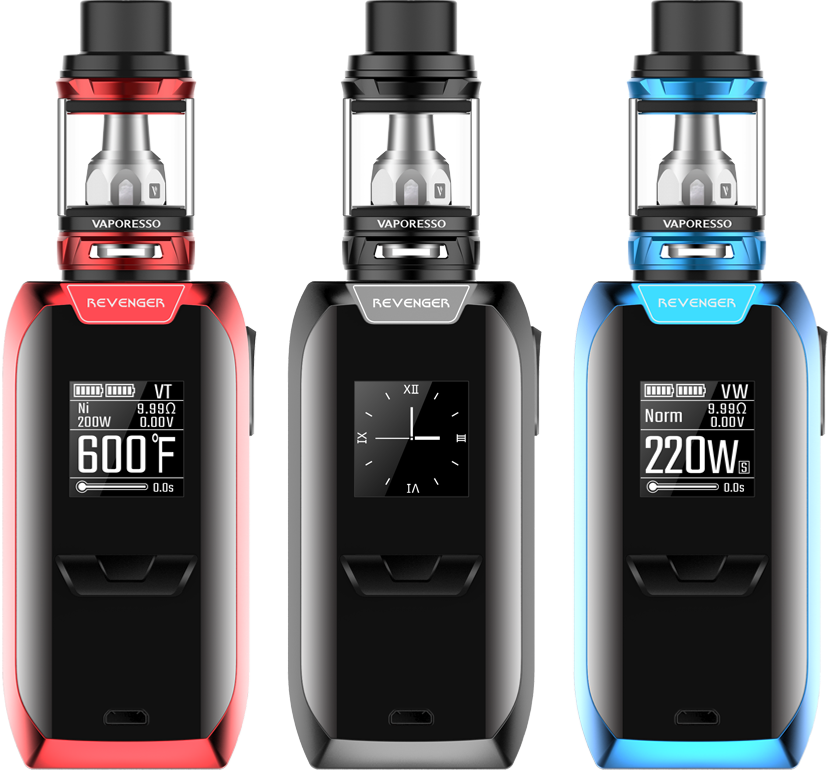Revenger Kit By Vaporesso