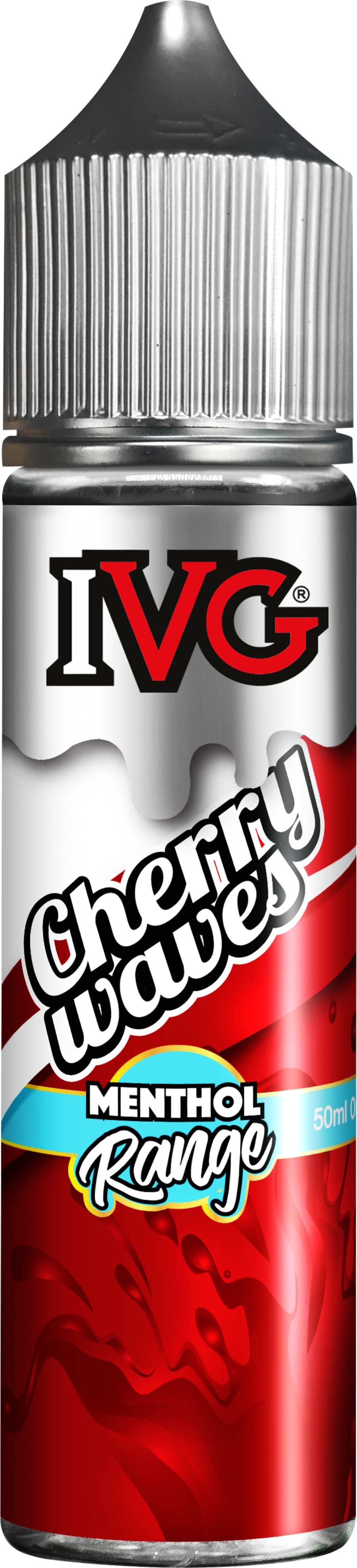 Cherry Wave By I VG Menthol 50ml 0mg