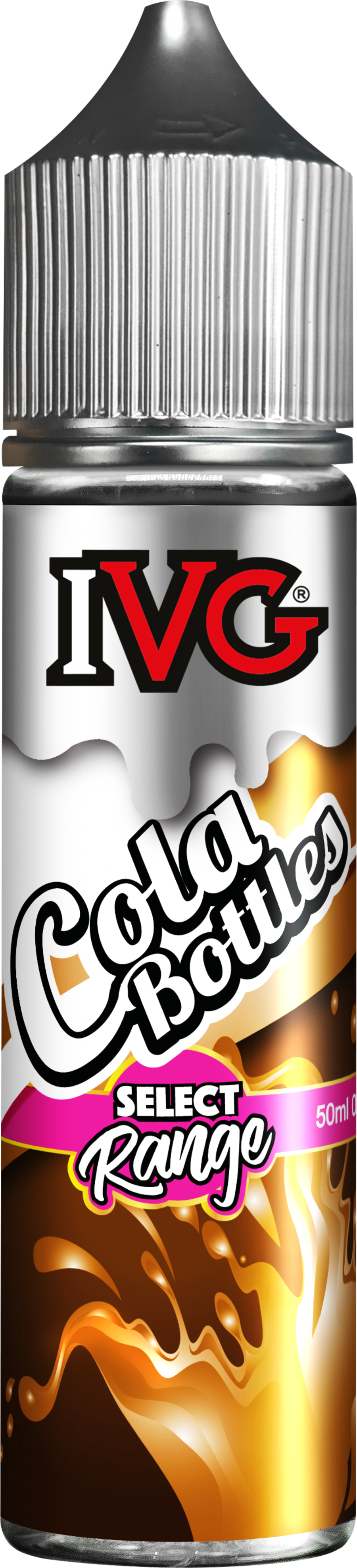Cola Bottles By I VG Sweets 50ml 0mg
