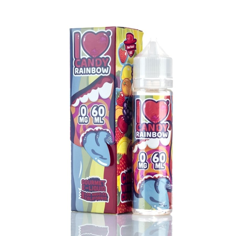 I Love Candy Rainbow By Mad Hatter 50ml 0mg