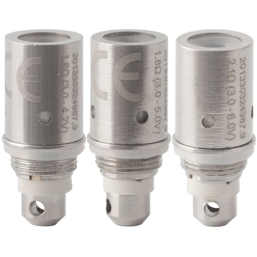 Aspire BVC Replacement Atomizer Head/coil et/ets/nova/ce5/k1/Spryte