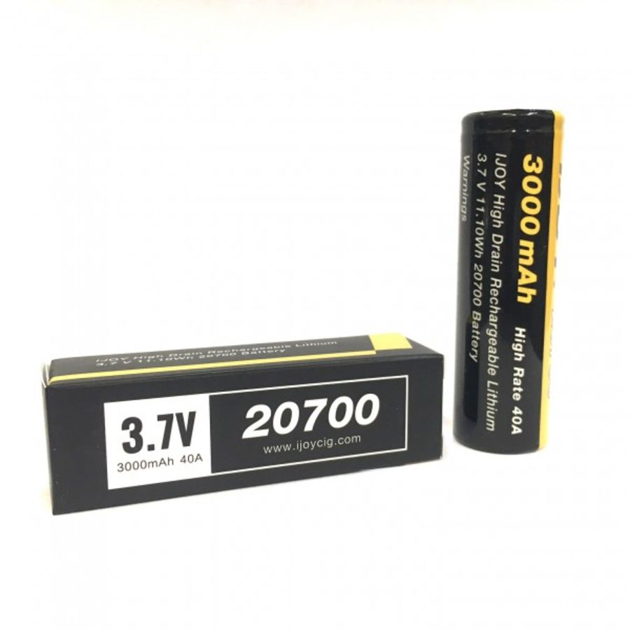 Ijoy 20700 40AMP Battery