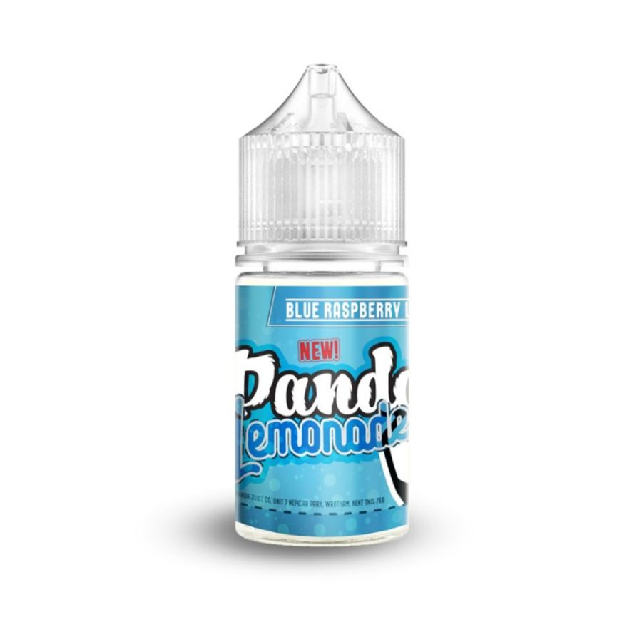 Blue Raspberry Lemonade By Panda 25ml 0mg