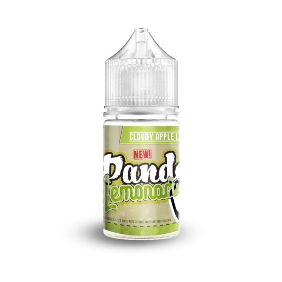 Cloudy Apple Lemonade By Panda 25ml 0mg