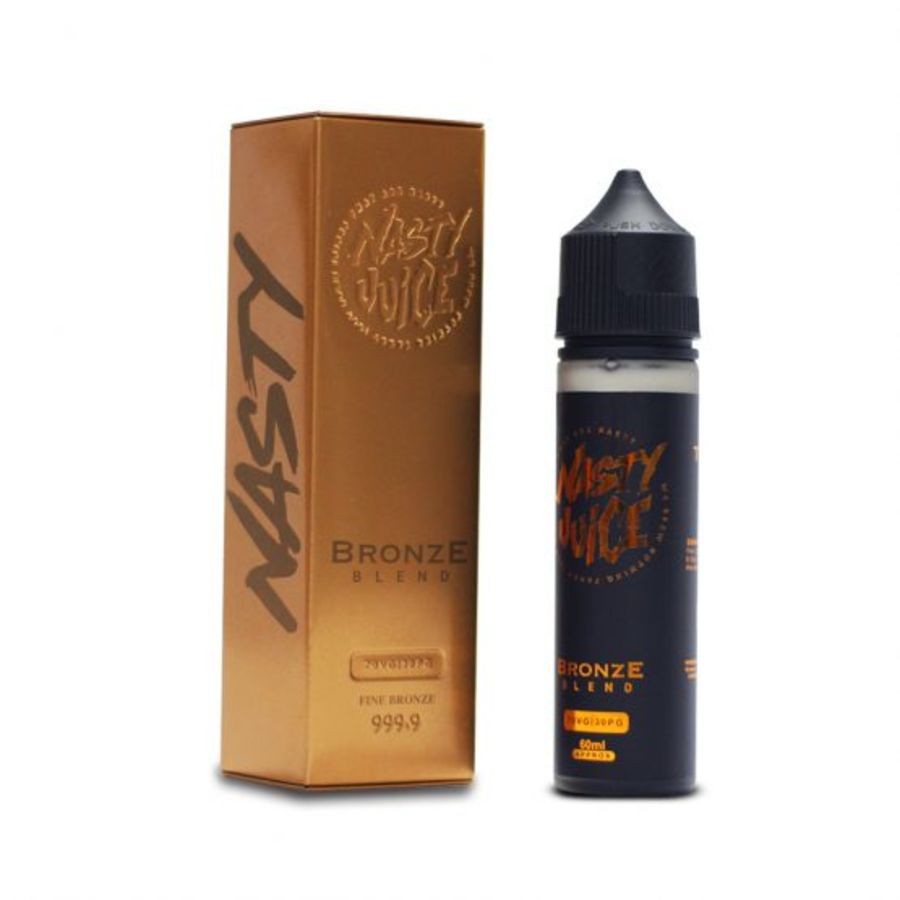 Bronze Blend By Nasty Juice 50ml 0mg