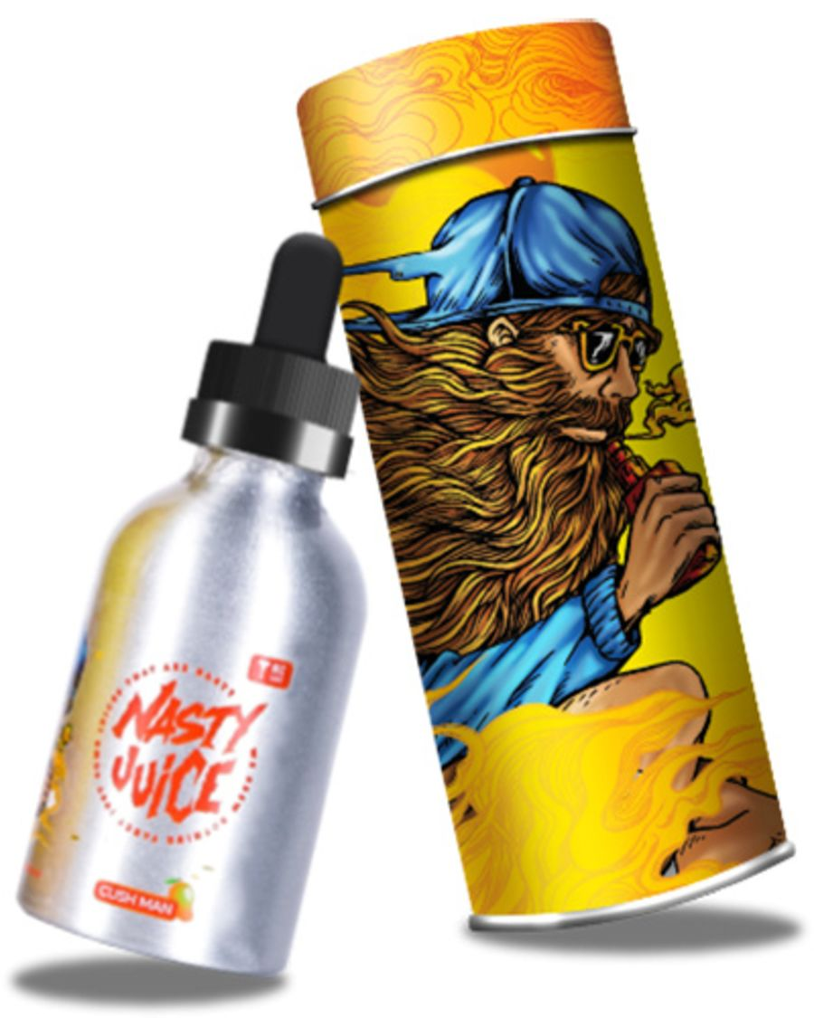 Cush Man By Nasty Juice 50ml 0mg