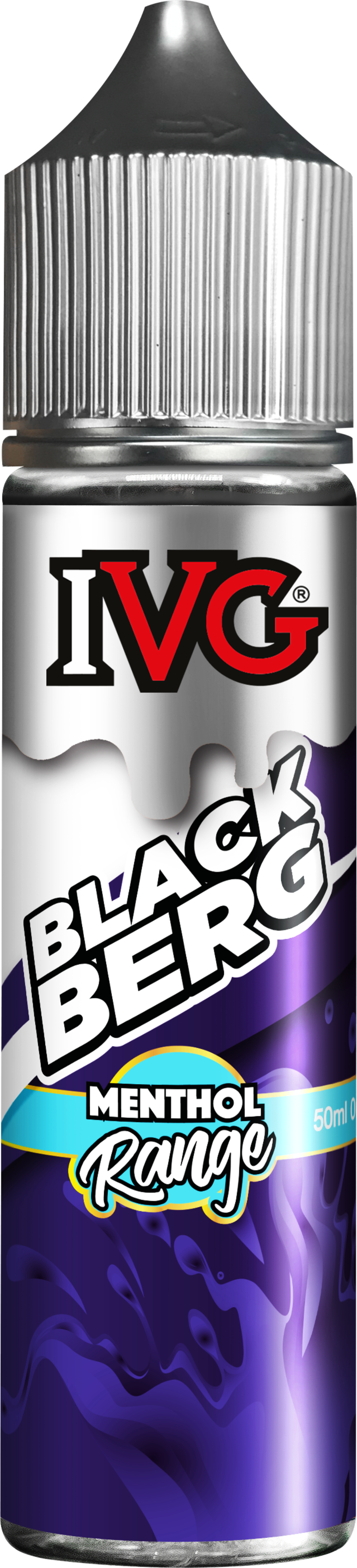 Black Berg By I VG MENTHOL 50ml