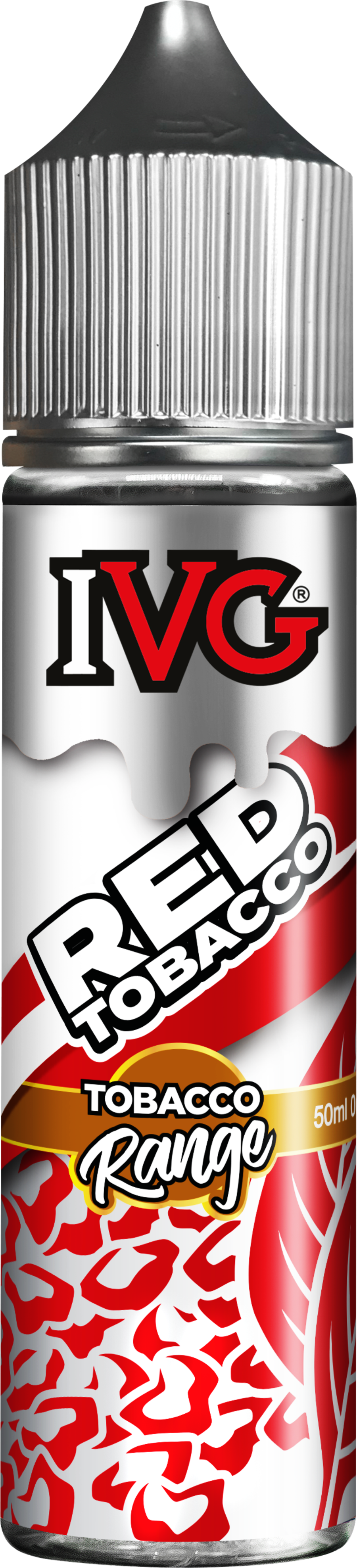Red By I VG Tobacco 50ml 0mg