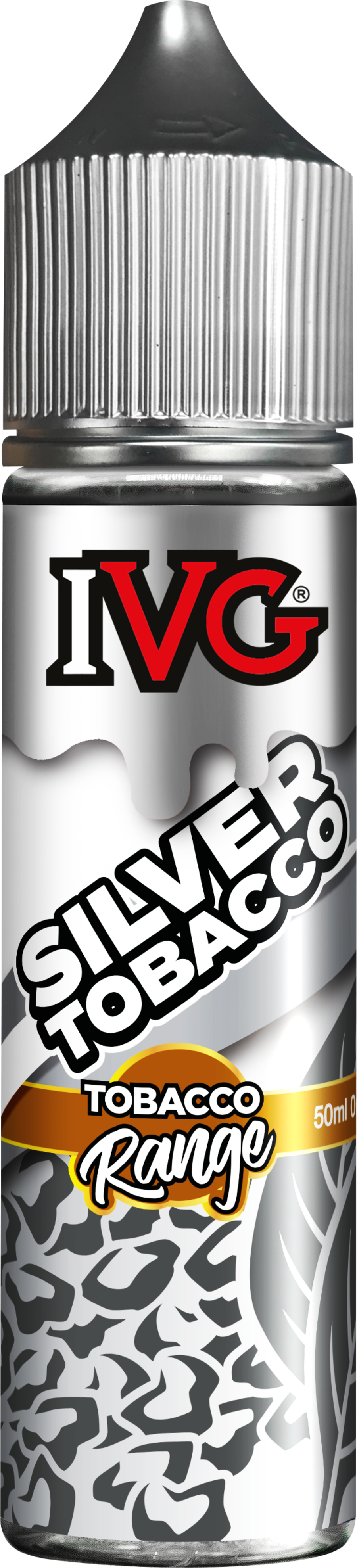 Silver By I VG Tobacco 50ml 0mg