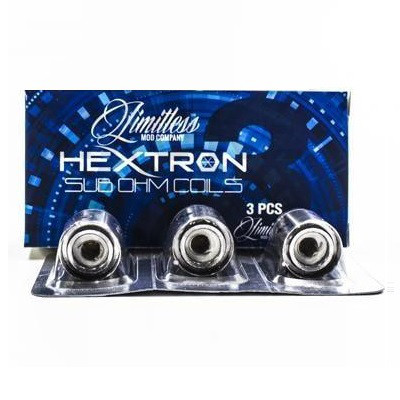 Hextron Replacement Coils By Limitless