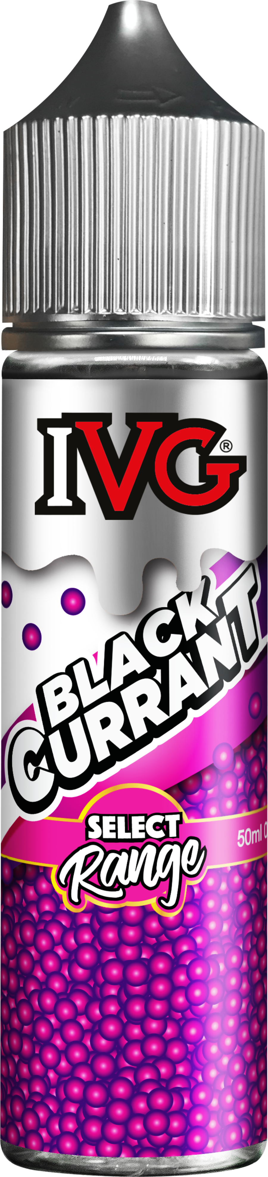 Blackcurrant By I VG Sweets 50ml 0mg