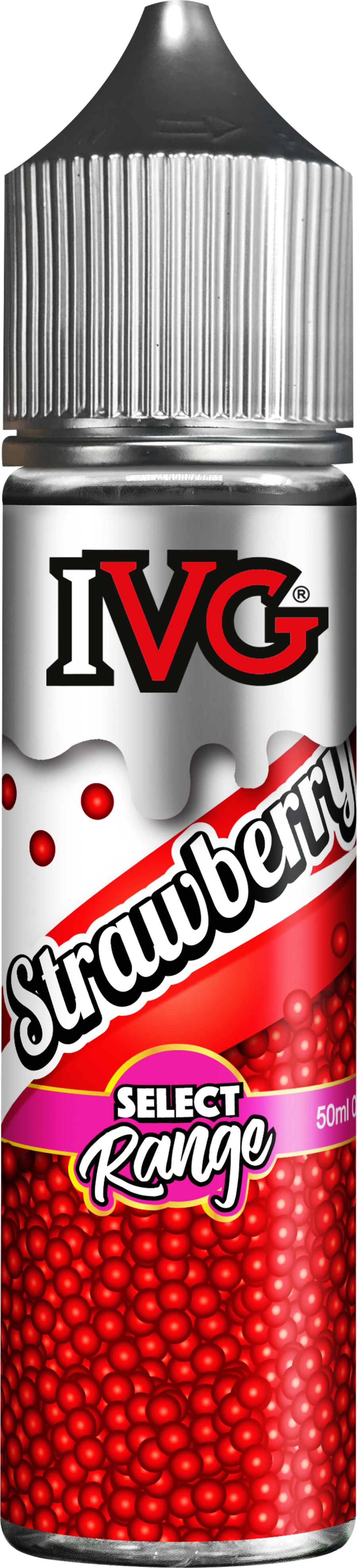 Strawberry By I VG Select 50ml