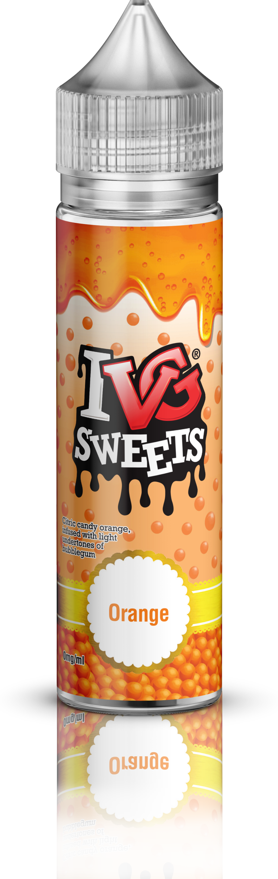 Orange By IVG Sweets 50ml 0mg