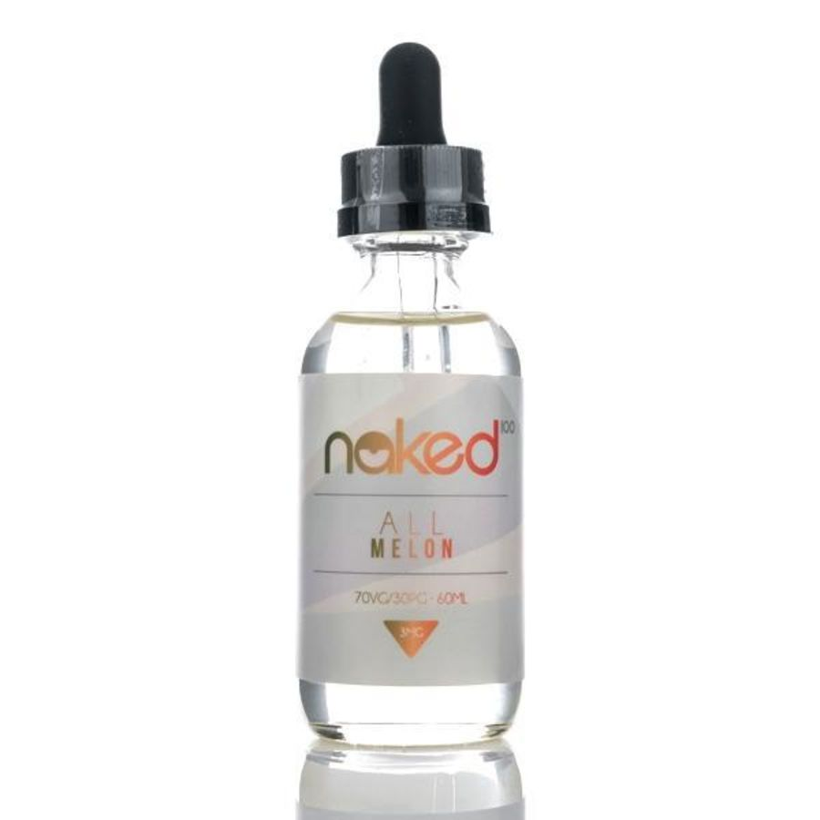 All Melon By Naked 50ml 0mg