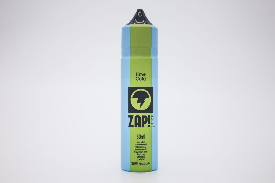 ZAP! Juice Lime Cola - 50ml Shortfill