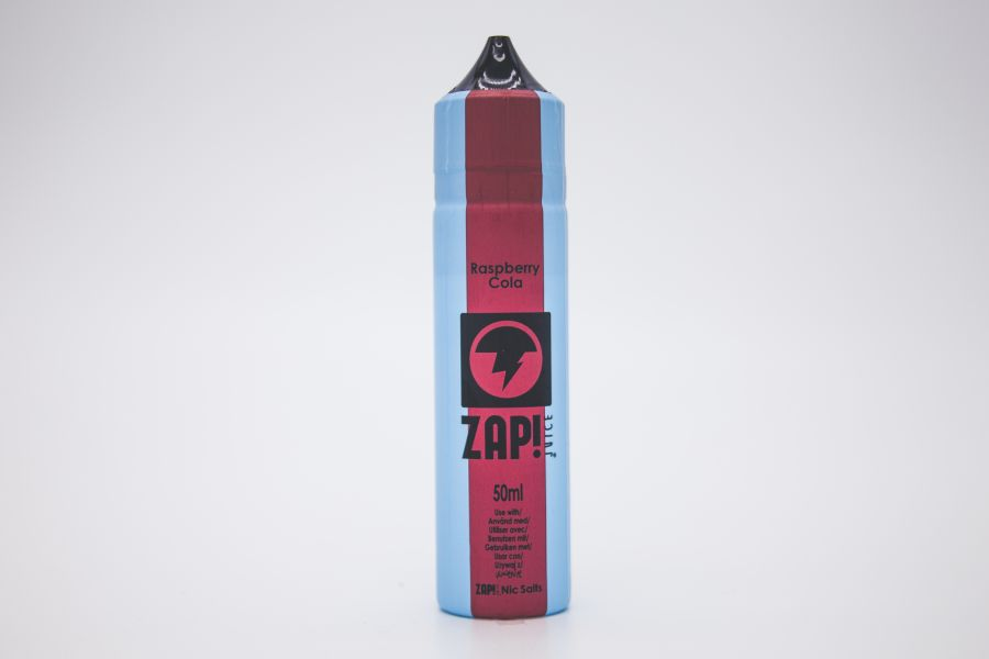 ZAP! Juice Raspberry Cola - 50ml Shortfill
