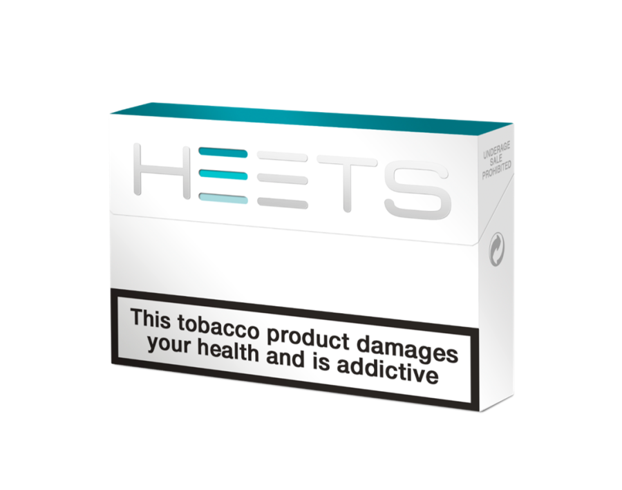 IQOS HEETS™ Turquoise (Menthol)