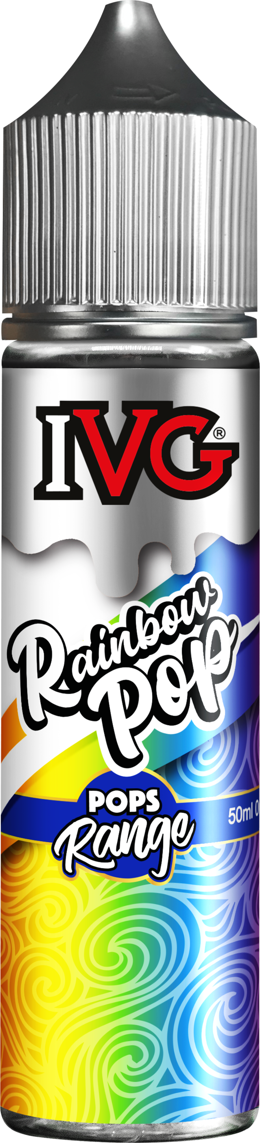 Rainbow pop by I VG Pops 50ml